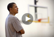 B-ball with Obama