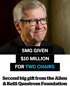 SMG Given $10 Million For Two Chairs