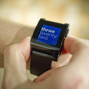 Pebble e-paper wrist watch, iPhone, Android, technology reviews, app reviews, gadget reviews