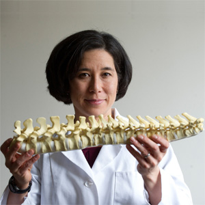 Elise Morgan, College of Engineering associate professor of mechanical engineering and biomedical engineering, Boston University, bone regeneration, distraction osteogenesis