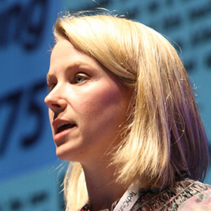 Marissa Mayer, CEO Yahoo, working from home working at home policy policies
