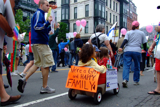 Boston University BU, gay same-sex parenting family research, School of Medicine BUSM, Benjamin Siegel