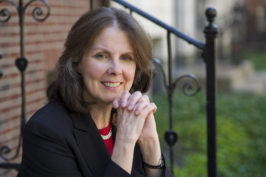 Boston University BU, School of Education associate professor Carol Brennan Jenkins, Metcalf award recipient