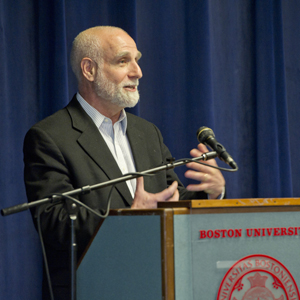 David Roochnik, Chair of Boston University BU College of Arts and Sciences Department of Philosophy, Maria Stata Professorship