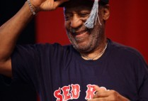 Bill Cosby, Boston University 140th Commencement, School of Education convocation