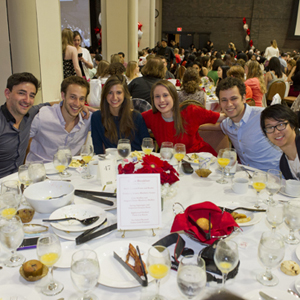 Boston University BU Senior Breakfast 2013, Boston University Class of 2013