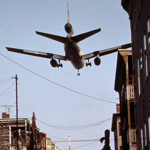 Boston University BU, School of Public Health, research, professor Jonathan Levy, airport airplane pollution, heart disease