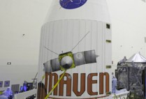 Boston University BU, College of Engineering ENG, Astronomy, research NASA MAVEN satellite