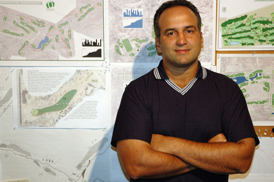 Mike Nuzzo, Nuzzo Course Design, golf course design, golf course architecture, aerospace engineering
