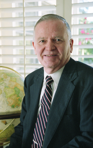 Boston University BU, Frederick S. Pardee, International Affairs School endowment