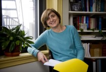 CAS, associate professor Claudia Olivetti
