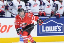 Marie Philip Poulin, Hockey Canada olympic team, Boston University, BU Terriers women's ice hockey