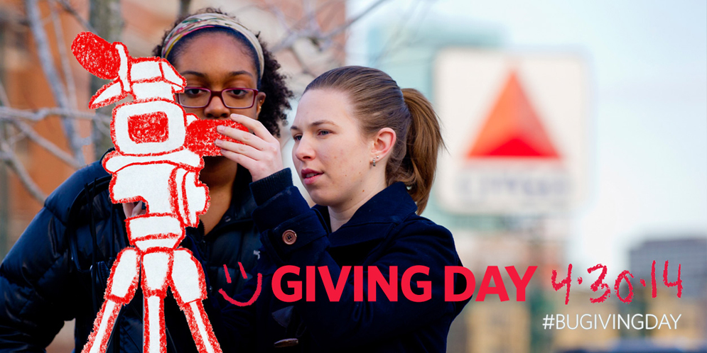 BU Giving Day, Campaign for Boston University