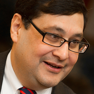 Adil Najam, Dean, Frederick S. Pardee School of Global Studies, professor of international relations and of earth and environment, Boston University College of Arts and Sciences, CAS