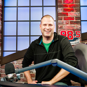 Mike Felger, Felger and Massarotti, The Sports Hub, Boston Sports Radio 98.5