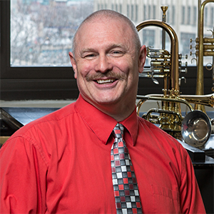 Terry Everson, associate professor of music, Boston University College of Fine Arts, CFA, Boston University School of Music, Metcalf Award for Excellence in Teaching, trumpeter, Boston Symphony Orchestra, Boston Pops