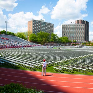141st Commencement of Boston University, Commencement 2014, Class of 2014