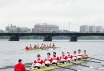 Boston University BU, Mens Crew, BU Athletics, terriers, IRA Championships