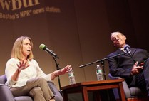 Jill Abramson, David Carr, New York Times, Boston University College of Communication, COM