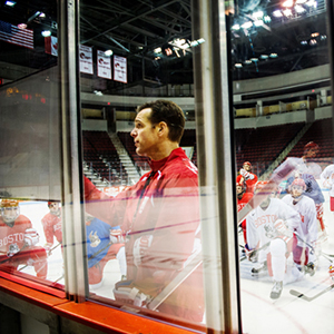 Boston University BU, mens hockey, Terriers, Hockey East, rankings, Patriot League