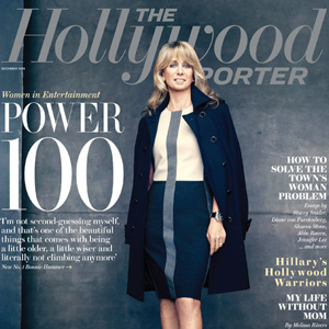 Boston University BU alumni, Hollywood Reporter, Top 100 Women in Entertainment
