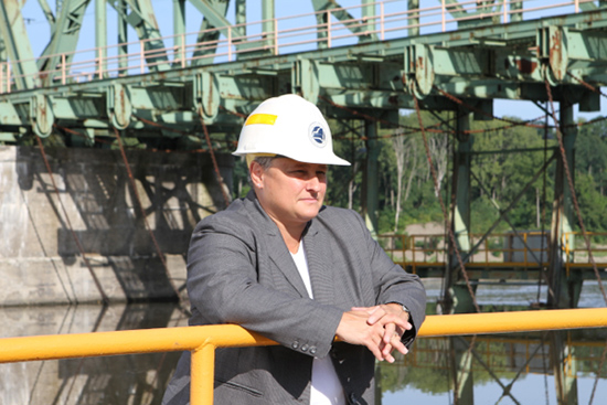 Cathy Sheridan, Deputy Chief Engineer, New York State Thruway Authority and Canal Corporation