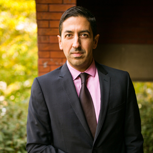 Dean Sandro Galea, SPH, School of Public Health, Boston University