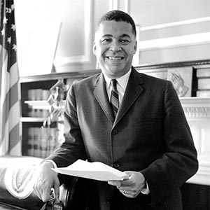 Edward Brooke, BU, Boston University, BU Law, Boston University Law