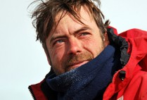 David Marchant of Boston University College of Arts and Sciences in Antarctica
