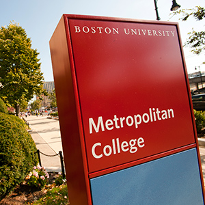 Boston University Metropolitan College