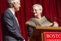 Allen and Kelli Questrom, Boston University Questrom School of Business