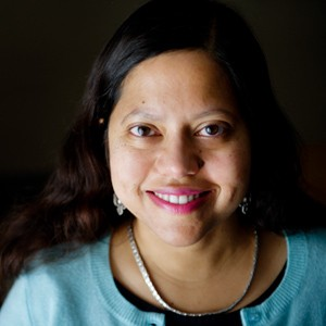 Tulika Bose, assistant professor of physics at Boston University's College of Arts & Sciences