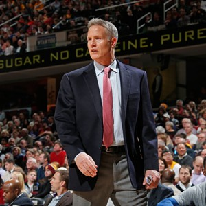 Coach Brett Brown