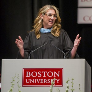 A+E Networks head, alum Nancy Dubuc COM Convocation speaker