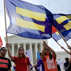Gay Marriage approved by Supreme Court
