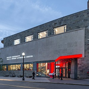 Boston University Leventhal Admissions Center