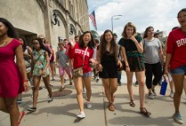 Boston University Matriculation 2015