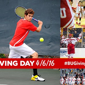Boston University Giving Day