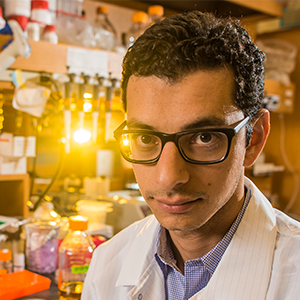 "Ahmad ""Mo"" Khalil, Assistsant Professor of Biomedical Engineering, Boston University"