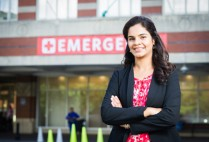 Astha Singhal, assistant professor of health policy and health services research at Boston University Henry M. Goldman School of Dental Medicine