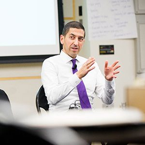 Sandro Galea, Boston University School of Public Health Dean, member of the Board of Scientific Counselors for the Centers for Disease Control (CDC) Office of Public Health Preparedness and Response (OPHPR), and Chair of the Board of the Association of Schools & Programs of Public Health (ASPPH)