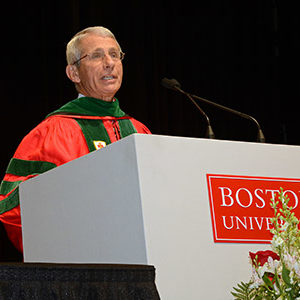 Anthony S. Fauci, director of the National Institute of Allergy and Infectious Diseases