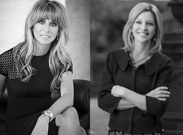 Bonnie Hammer, NBCUniversal Cable Entertainment Group chair, and Karen Lynch, President of Aetna, are two of Fortune Magazine's Most Powerful Women in Business