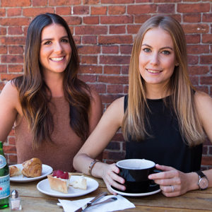 The Food Lens website founders Molly Ford and Sarah Jesup