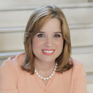 Less than eight months after sparring with President Trump over the federal government's aid to Puerto Rico following Hurricane Maria, San Juan Mayor Carmen Yulín Cruz Soto (CAS'84) will give BU's Baccalaureate address and receive an honorary degree. Photo courtesy of Cruz