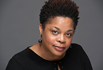 Crystal Williams, associate provost for diversity and inclusion and senior diversity officer at Boston University