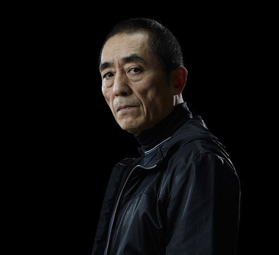"The late film critic Roger Ebert wrote that Zhang Yimou ""has made some of the most visually stunning films I've seen (Raise the Red Lantern) and others of dramatic everyday realism (To Live)."" Photo courtesy of Zhang"