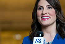 Jacqueline Policastro, Gray Television Washington Bureau Chief