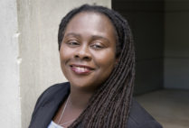 Angela Onwuachi-Willig says she decided to leave top-ranked UC, Berkeley, School of Law to take the LAW deanship because of the University's commitment to the causes and ideals she cares deeply about. Photo courtesy of Onwuachi-Willig