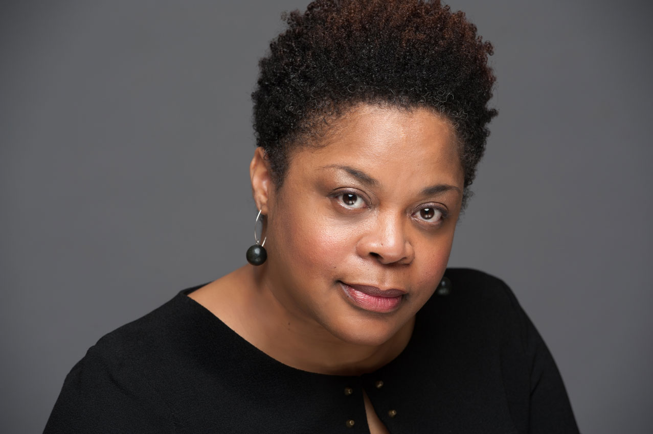 Award-winning poet Crystal Williams, associate provost for diversity and inclusion and senior diversity officer at Boston University